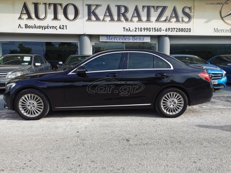 Mercedes-Benz C 180 EXCLUSIVE/AYTOMATO '16 - 28.000