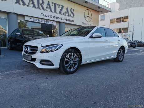 Mercedes-Benz C 180 AVANTGARDE '15 - 29.900