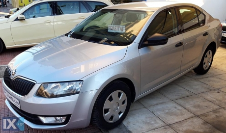 Skoda Octavia A7 GREEN TECH AMBITION '15 - 0