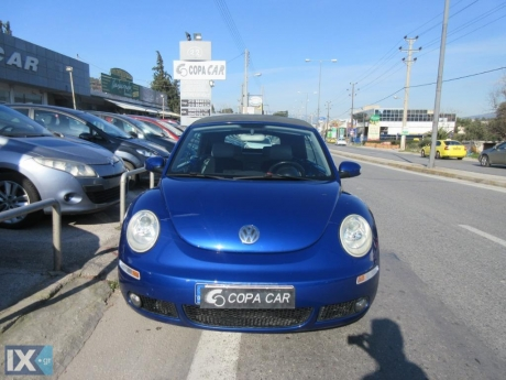 Volkswagen New Beetle COPA CAR ΜΕ ΑΠΟΣΥΡΣΗ '09 - 7.990