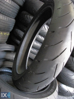 1TMX 120-70-17 BRIDGESTONE BATTLAX HYPERSPORT S20 DOT (1617)   - 30