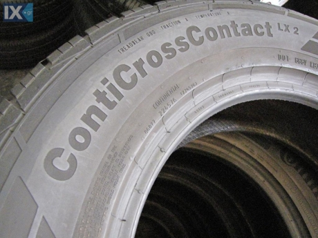 4TMX 215-65-16 CONTINENTAL CONTICROSSCONTACT LX2 DOT (3614) - 120