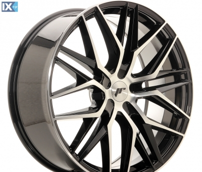 Japan Racing Wheels JR28 Blank Gloss Black Machined Face 22*9 5902211938286 35043  - 538