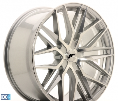 Japan Racing Wheels JR28 Silver Machined Face 22*10.5 5902211938279 35049  - 550