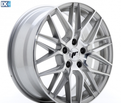 Japan Racing Wheels JR28 Silver Machined Face 17*7 5902211946281 35052  - 160