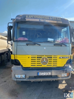 Mercedes-Benz  ACTORS 4148 '01 - 0