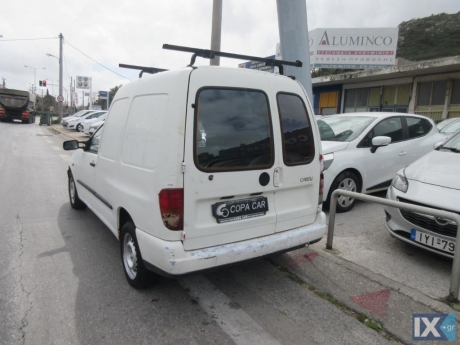 Volkswagen   CADDY COPA CAR ΜΕ ΑΠΟΣΥΡΣΗ '98 - 1.990