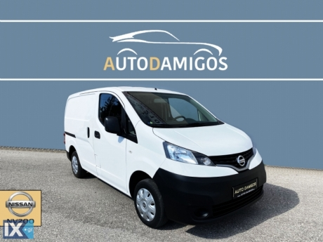 Nissan   NV 200 1.5DCI 90PS '16 - 11.350