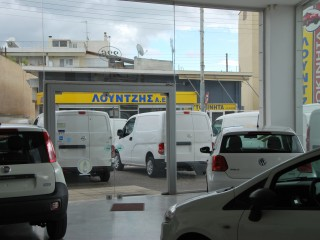 Ford  Transit Connect Diesel Euro 5 '15 - 10.990